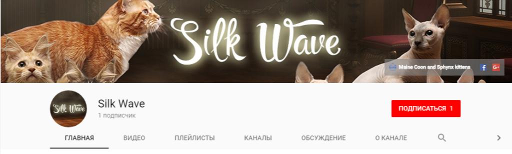 Оформлення офіційного YouTube каналу