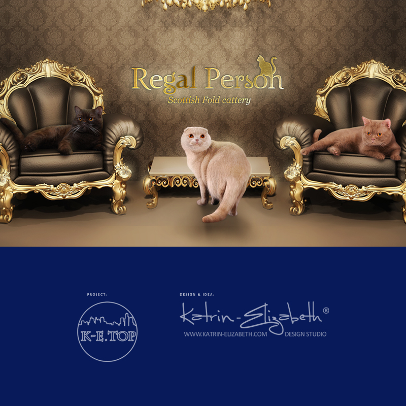 Regal Person cattery